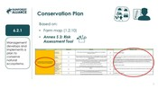 6.2 Conservation and enhancement of natural ecosystems and vegetation